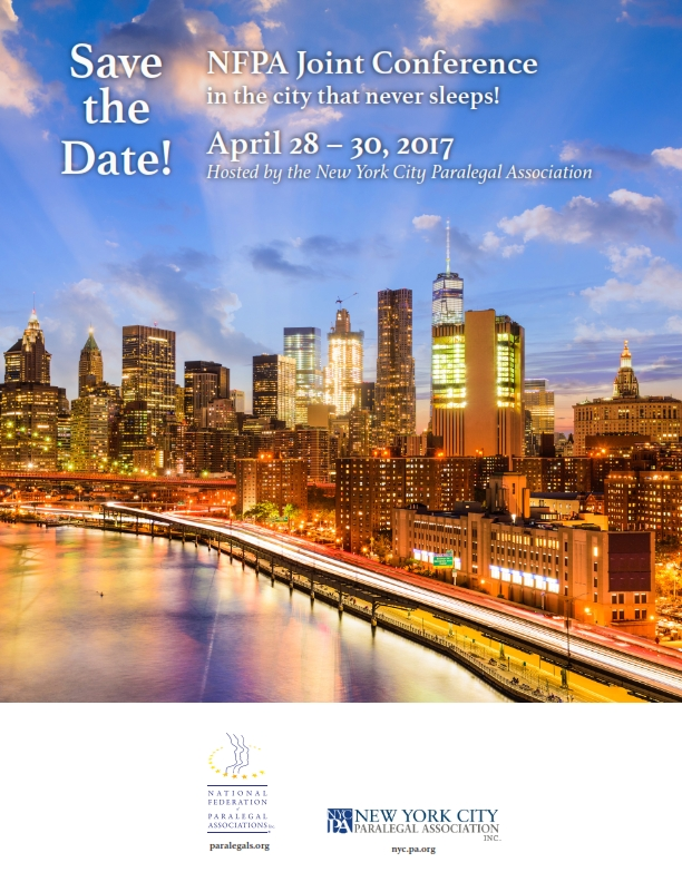 Events - Joint Conference Recap - National Federation of Paralegal ...